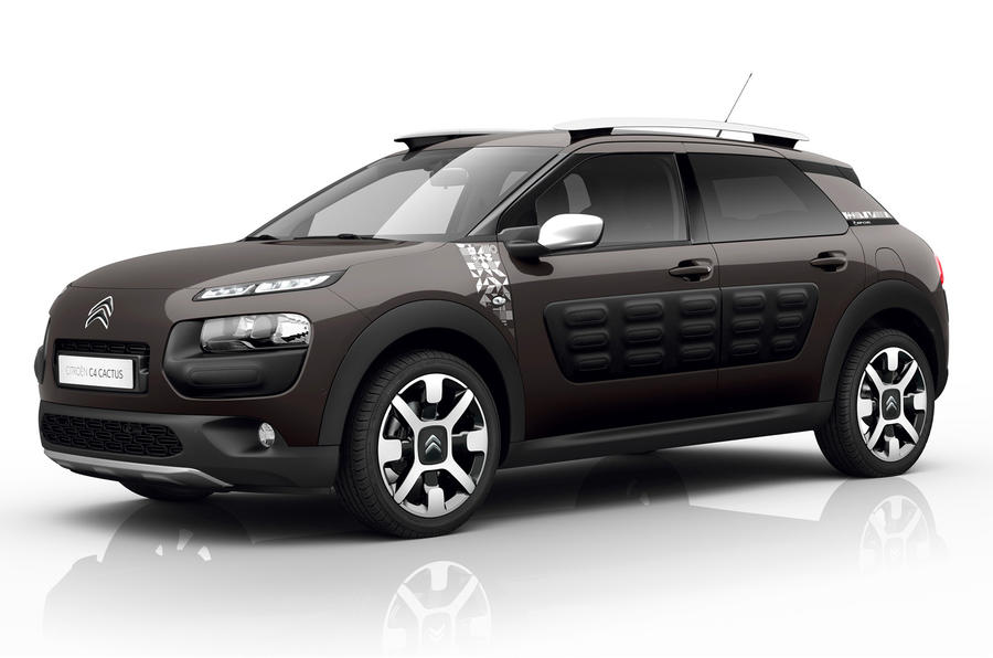 citroen c4 cactus rip curl revealed autocar. Black Bedroom Furniture Sets. Home Design Ideas