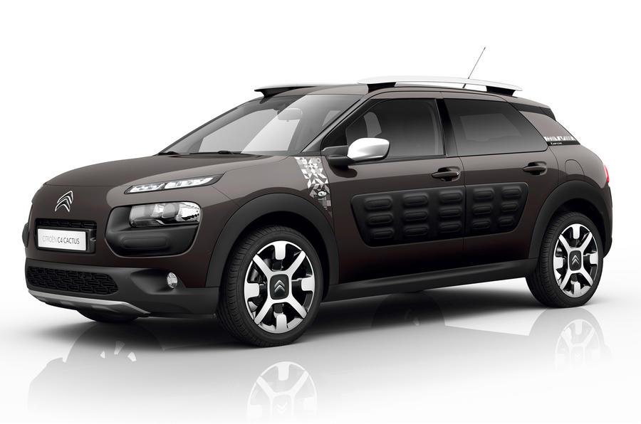 citroen c4 cactus rip curl revealed autocar. Black Bedroom Furniture Sets. Home Design Ideas