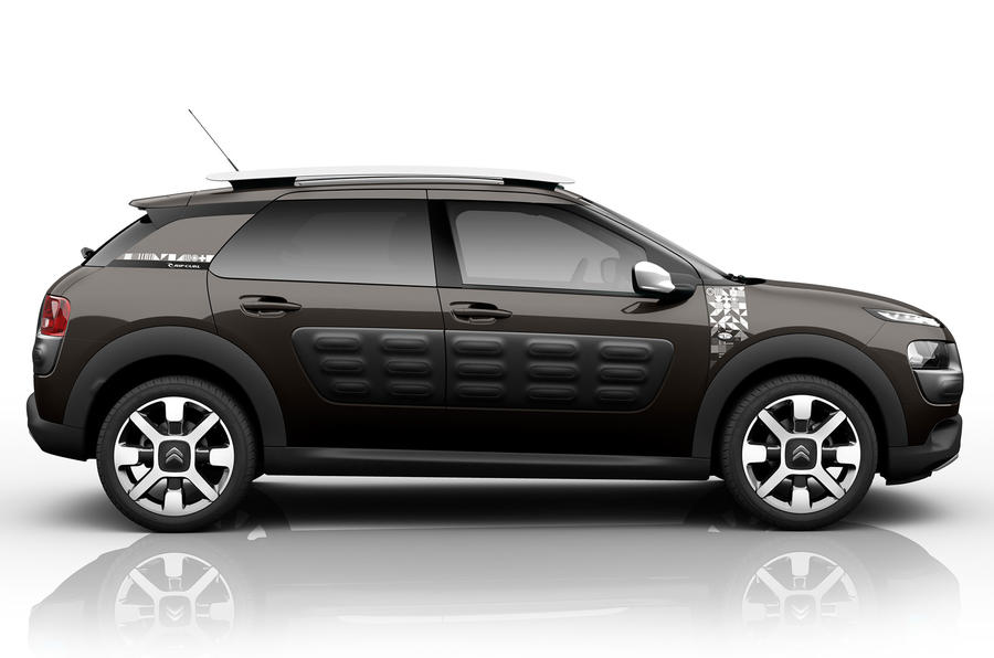 Citroën C4 Cactus Rip Curl Special Edition