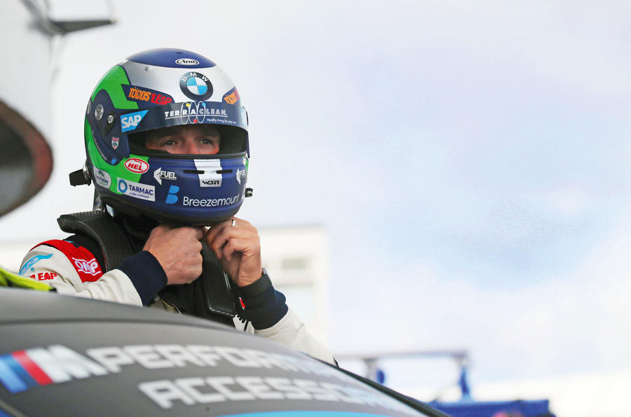 Colin Turkington will become the BTCC's first five-time champ