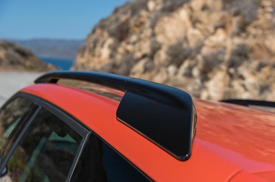 Citroën C3 Aircross roof rails