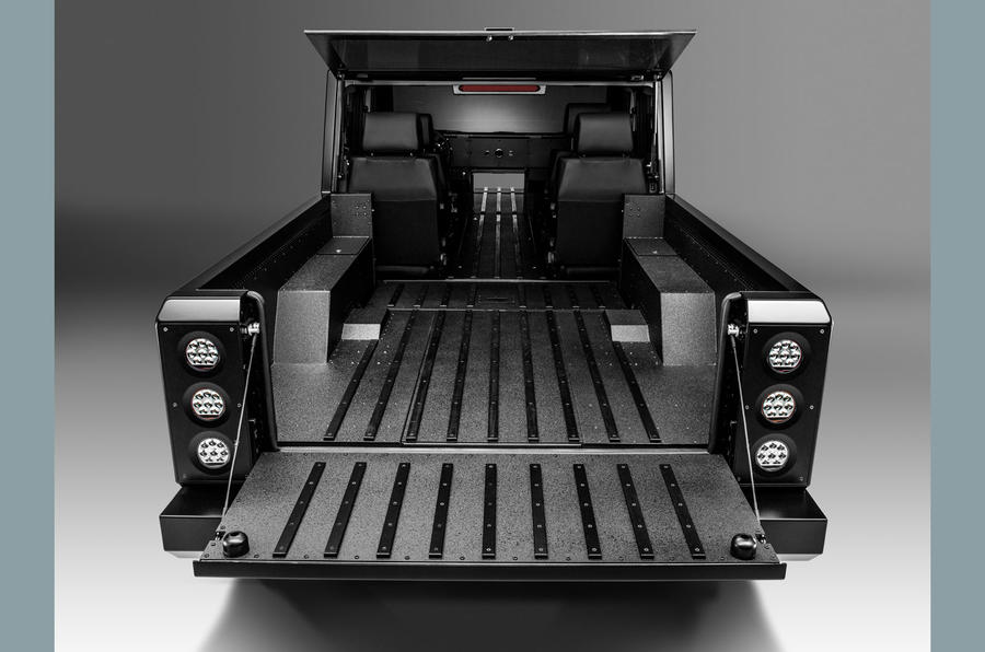 Bollinger B2 electric pick-up truck