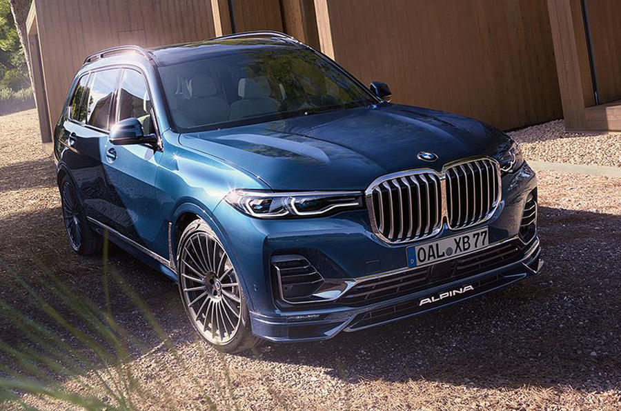 New Alpina XB7 revealed with 613bhp and 180mph top speed