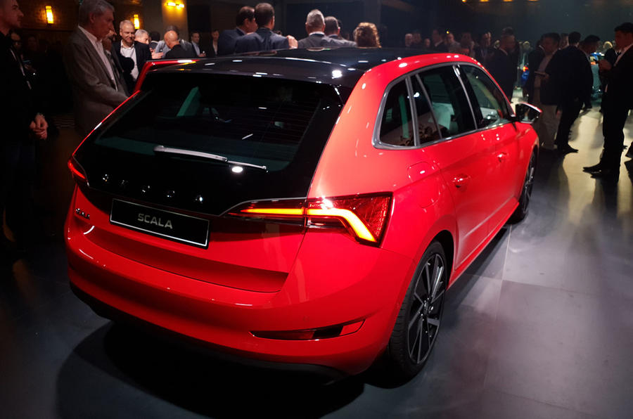 2019 Skoda Scala All New Family Hatchback Revealed Autocar