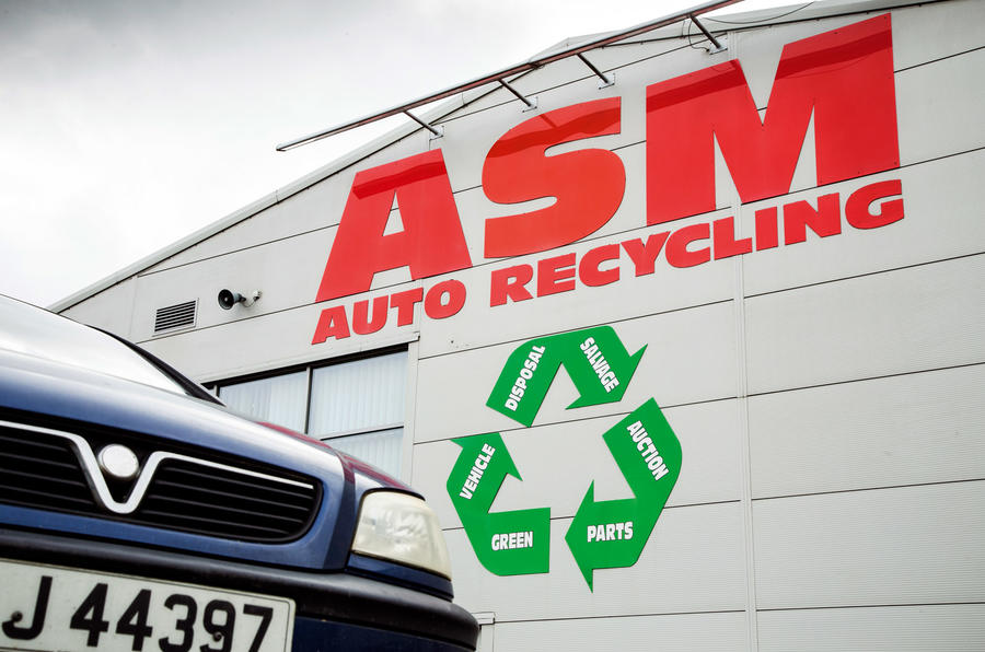 ASM Auto Recycling
