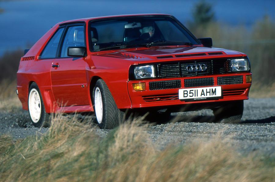 Audi Sport Quattro 1984 - hero front