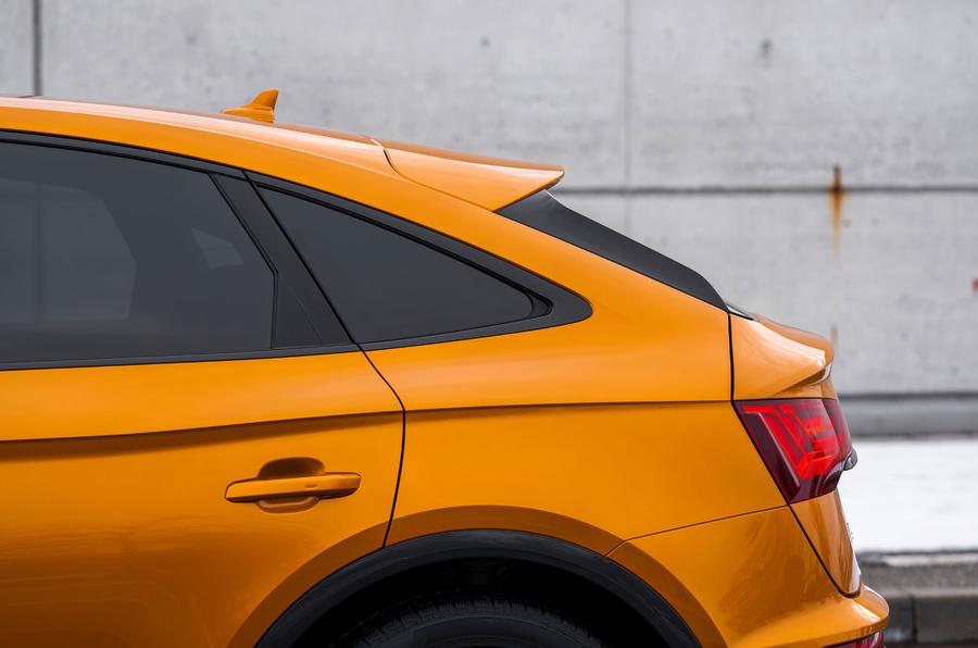 7 Audi SQ5 2021 : premier examen de conduite sportback