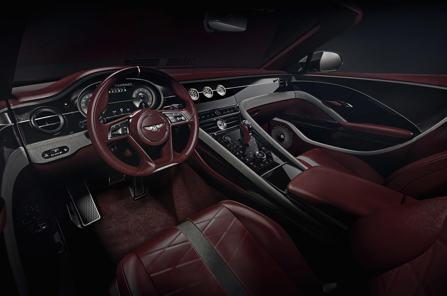 Bentley Bacalar Greenwich 2020 - interior