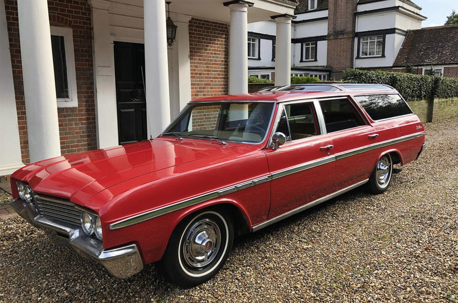 Buick Sport Wagon - static front