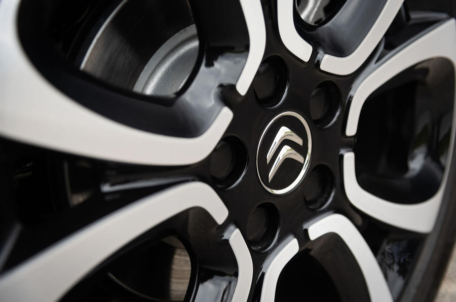 Citroen Berlingo 2018 first drive review alloy wheels