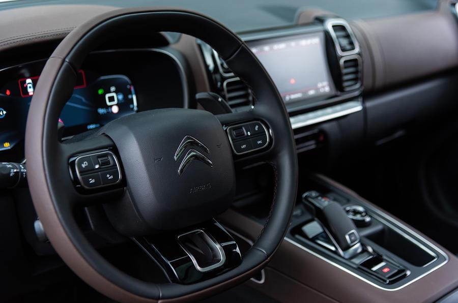 Citroen C5 Aircross 2018 review | Autocar