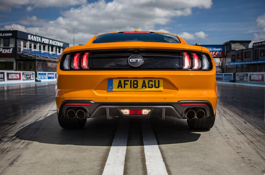 Ford Mustang GT 5 0 V8 2018 UK review | Autocar