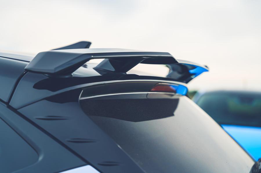 7 Hyundai i20N 2021 RHD UE FD spoiler
