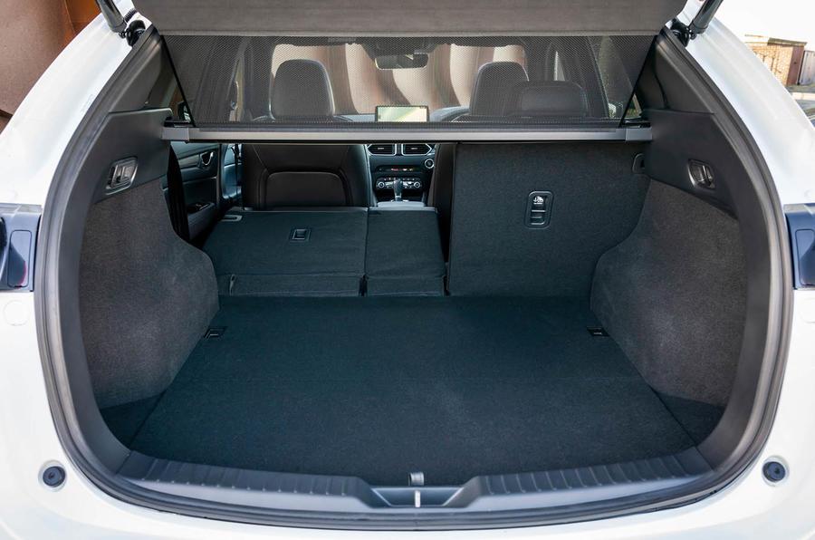 7 Mazda CX 5 2021 : premier examen de conduite au Royaume-Uni
