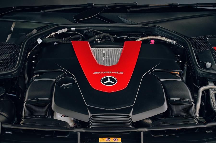 2019 Mercedes-AMG C43 Estate - NASIOC