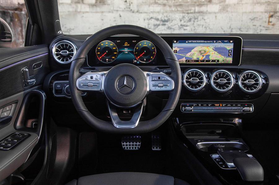 Mercedes-Benz A-Class A220 4Matic Saloon 2018 review   Autocar