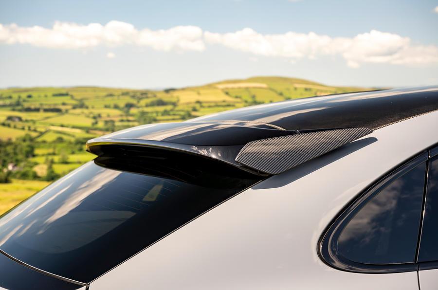 7 Porsche Cayenne Turbo GT 2021 UE FD spoiler