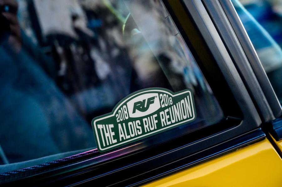 7 RUF CTR 2020 : premiers autocollants de révision de la conduite