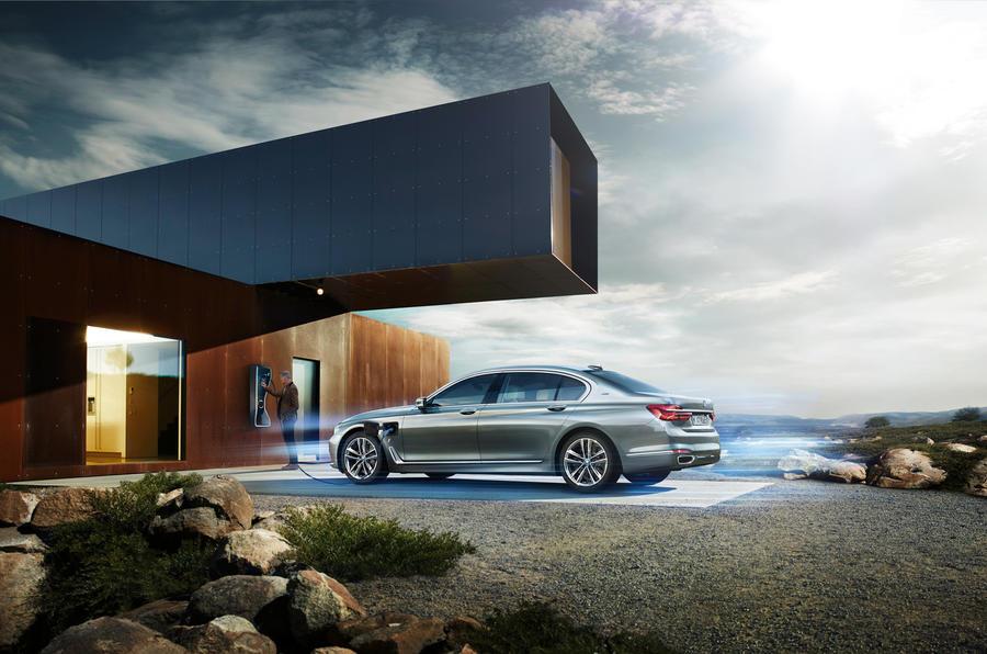 BMW 7 Series e