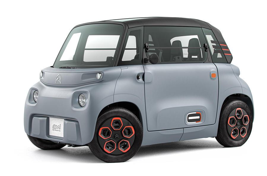 Citroën Ami (2020) 6