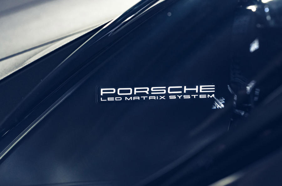 Porsche 911 Turbo S 2020 - sticker