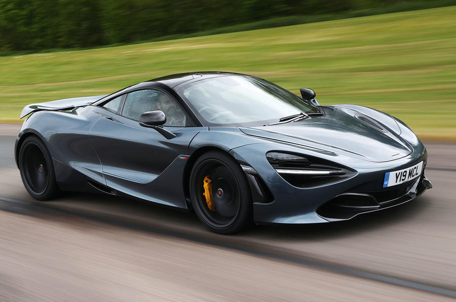 McLaren records biggest sales year yet in 2017 | Autocar