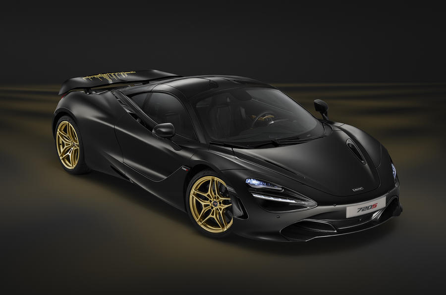 Bespoke McLaren 720S brings Dubai to the British supercar