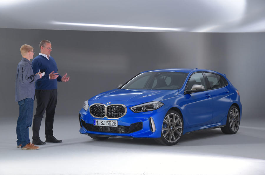 Bmw 1 Series >> New Bmw 1 Series Reinvented With Focus On Practicality Autocar