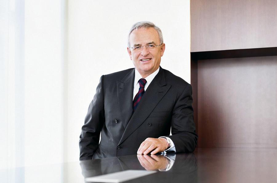 Former Volkswagen CEO, Martin Winterkorn