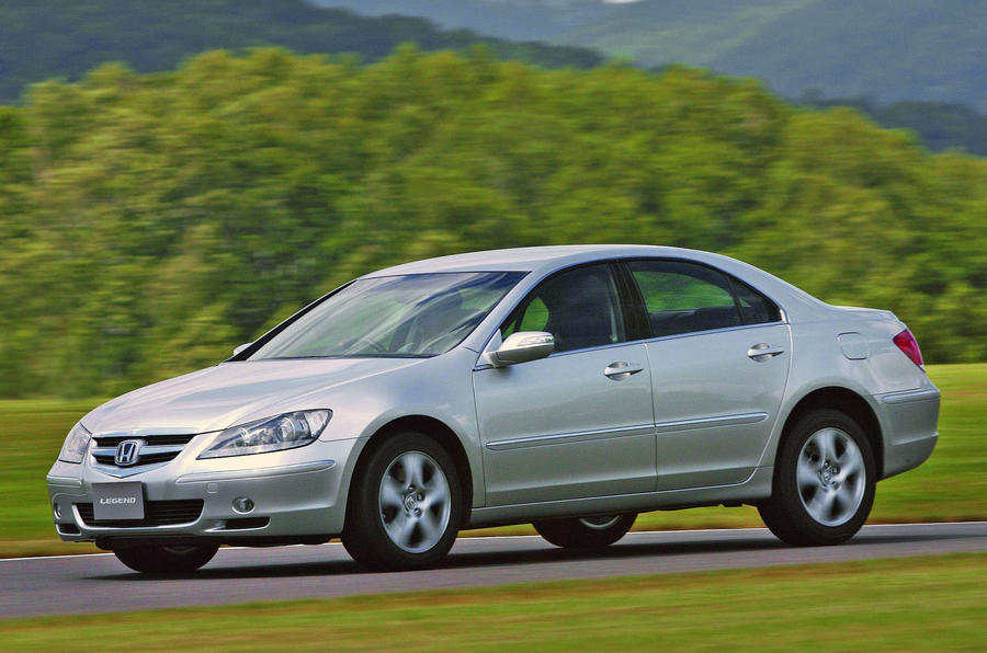 Used vs PCP: luxury saloons - Honda Legend