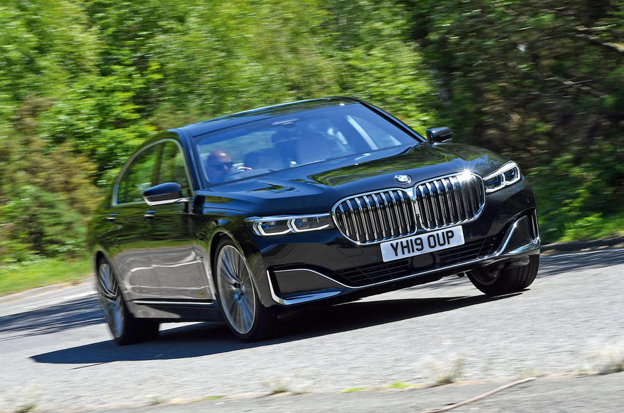 Used vs PCP: luxury saloons - BMW 7 Series
