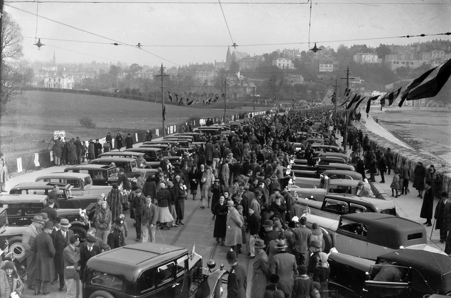 1932 RAC rally in Torquay - credit: motorsport images
