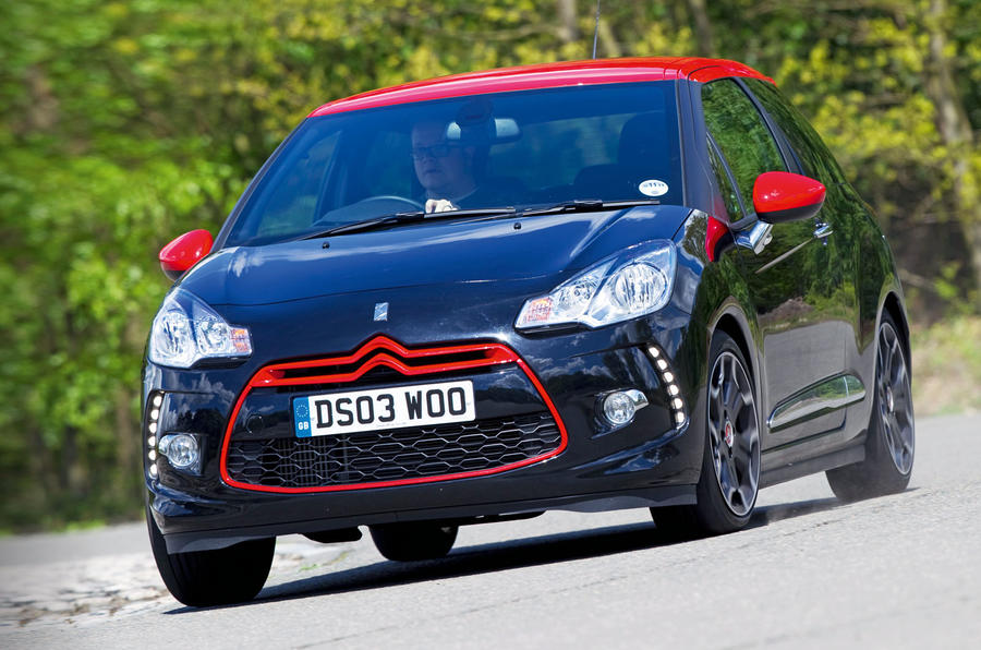 Used vs PCP: small hatchbacks - Citroen DS3