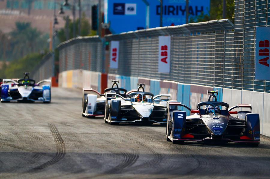 Extreme E Alejandro Agag interview - Formula E