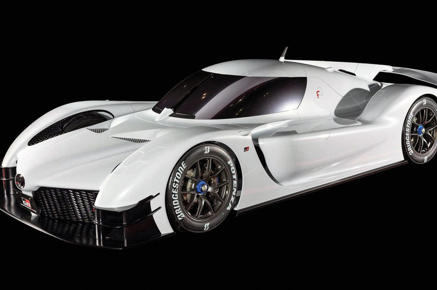 Toyota GR Super Sports