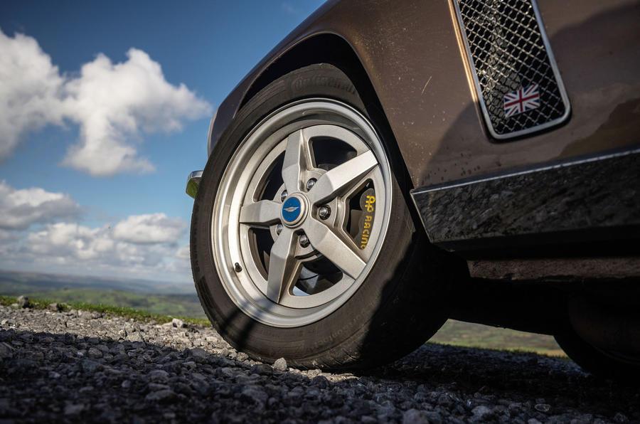 Jensen tyres