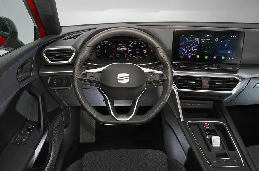 Seat Leon 2020 - interior