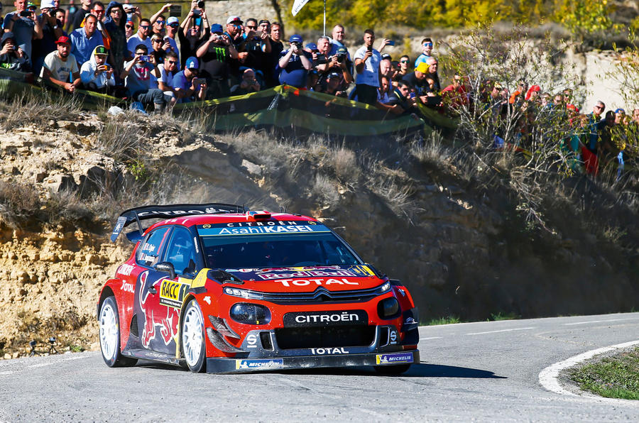 Sebastian Ogier will finish his career with a seventh title