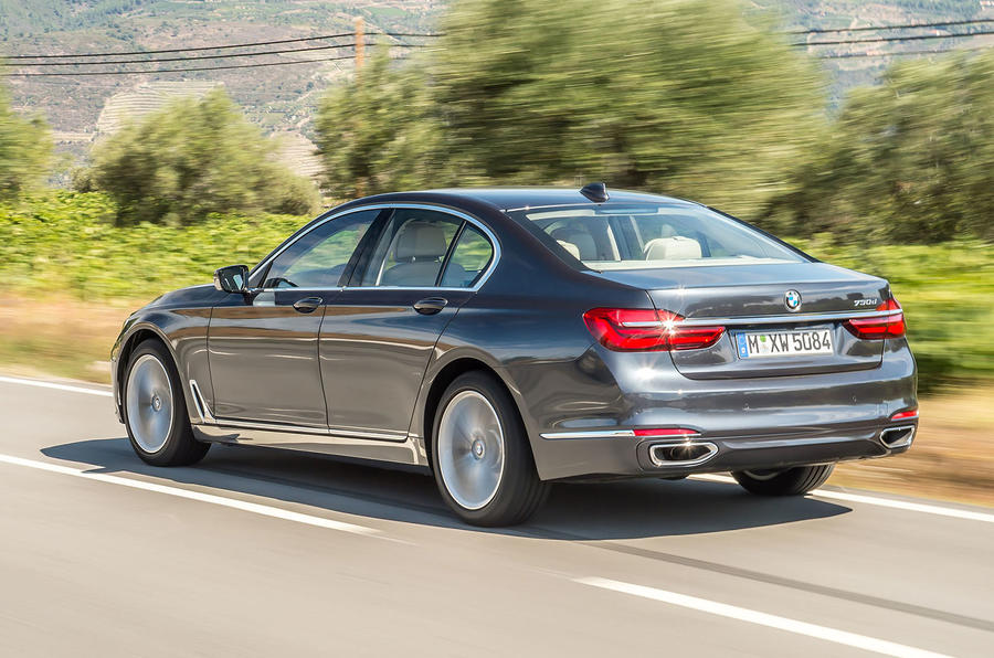 155mph BMW 730d