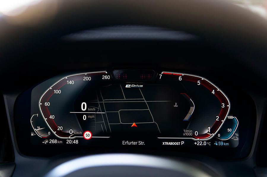 BMW 3 Series 330e 2019 first drive review - e drive