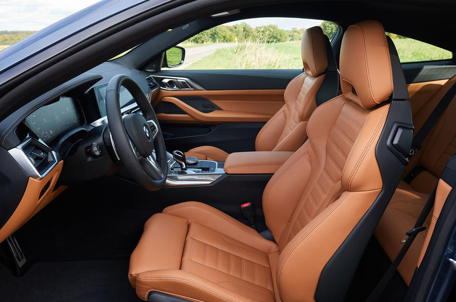 BMW 4 Series 2020 first drive review - cabin