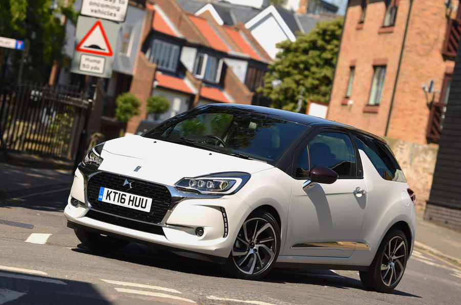 DS3 - static front