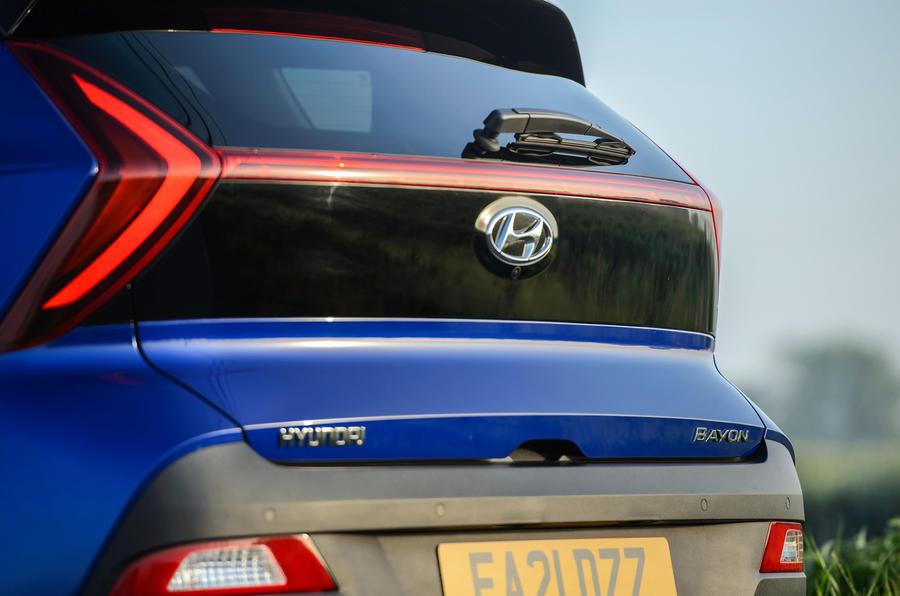 8 Feux arrière Hyundai Bayon 2021 UE FD