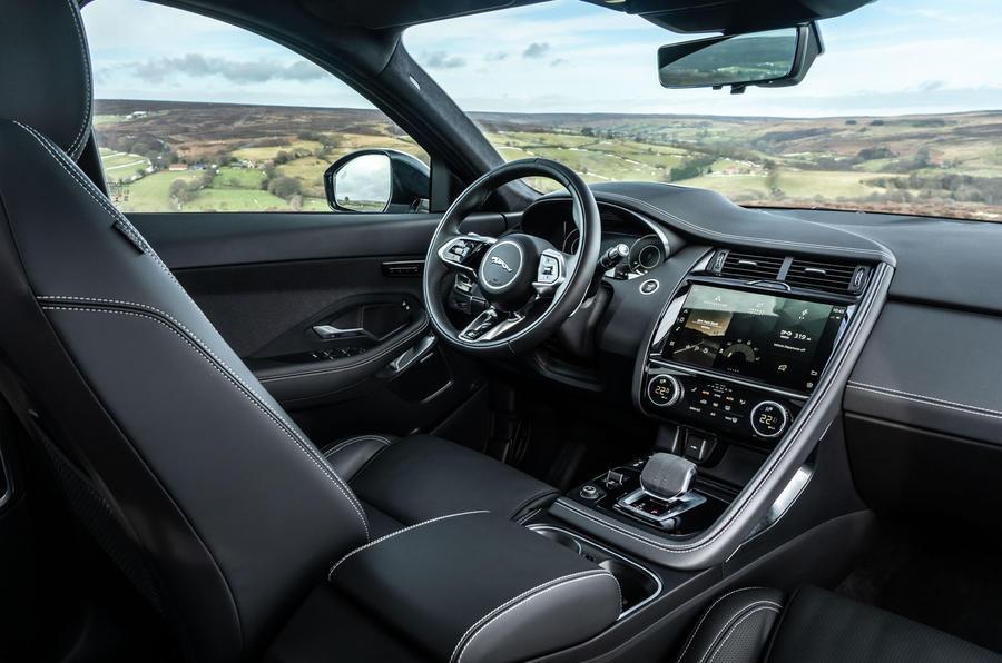Jaguar E-Pace P300e 2021 UK review | Autocar