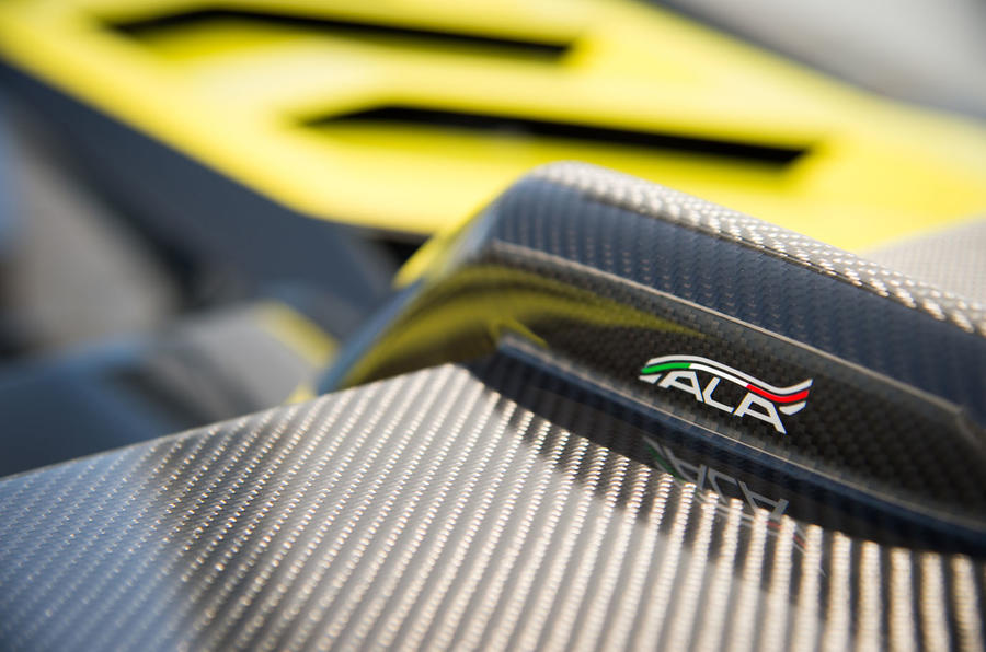 Lamborghini Aventador SVJ 2018 first drive review ALA