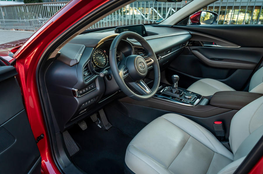Mazda CX-30 2019 review | Autocar