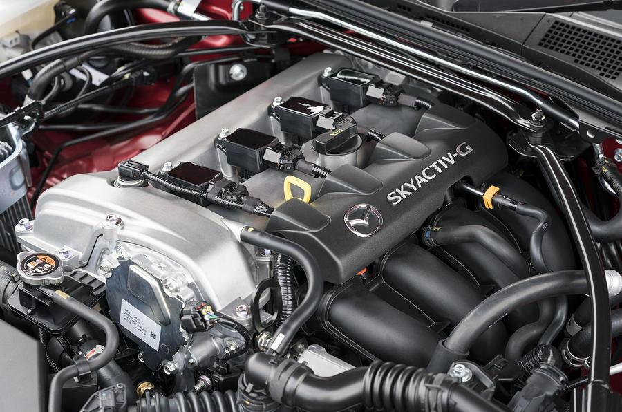 Mazda MX-5 2.0 Sport Tech 2020 : premier bilan de la conduite au Royaume-Uni - moteur