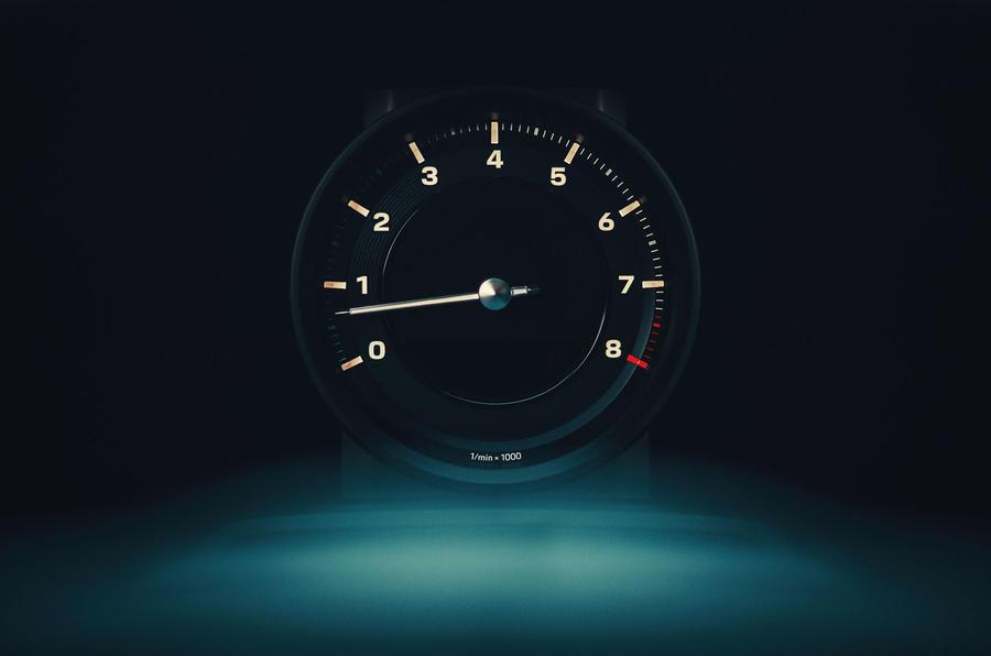 Porsche 911 Carrera 4S 2019 UK first drive review - rev counter