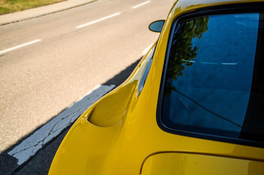 8 RUF CTR 2020 : premiers passages de roue pour la révision de la conduite