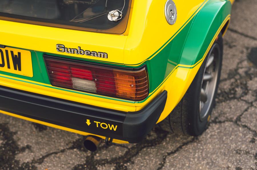 8 Tolman Talbot Sunbeam Lotus 2021 : premier examen des feux arrière